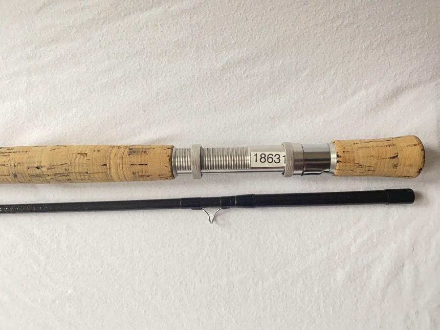 Fliegenrute, Orvis, 2tlg., 3,05m, # 9, Futteral, guter Zustand