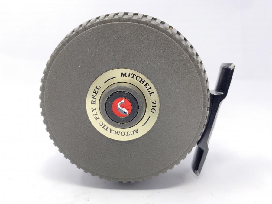 Automatik Fliegenrolle Mitchell 710, im Karton, Gebrauchsspuren