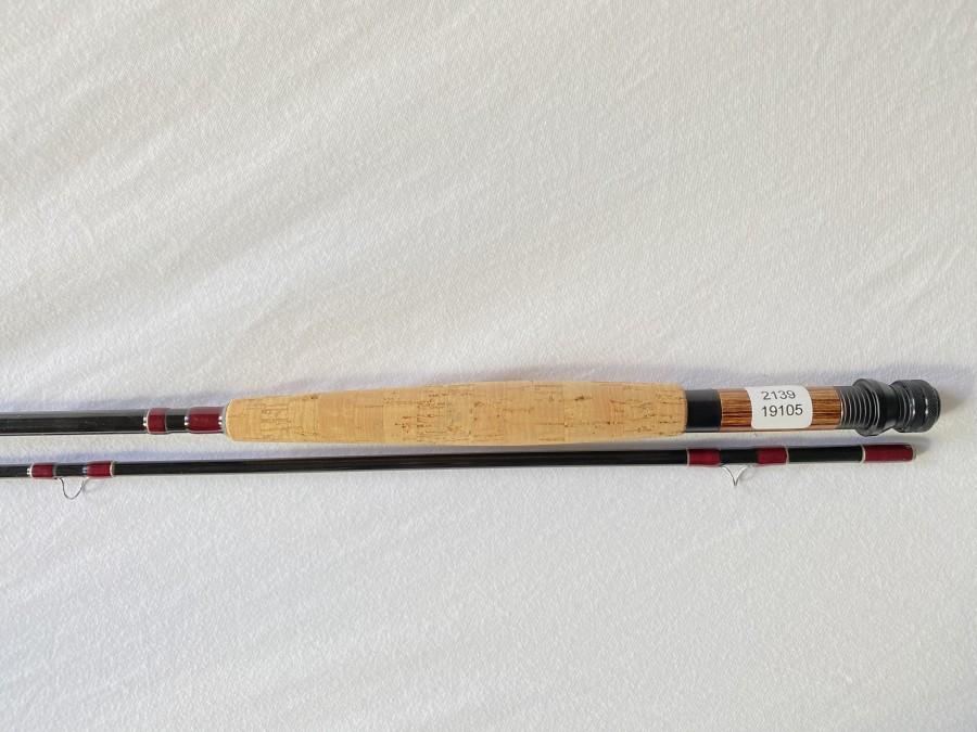"""Fliegenrute, Enterprise NG 10"""", 2tlg., 10 Fuß, #7/8/9, Futteral, neu und ungefischt,"""