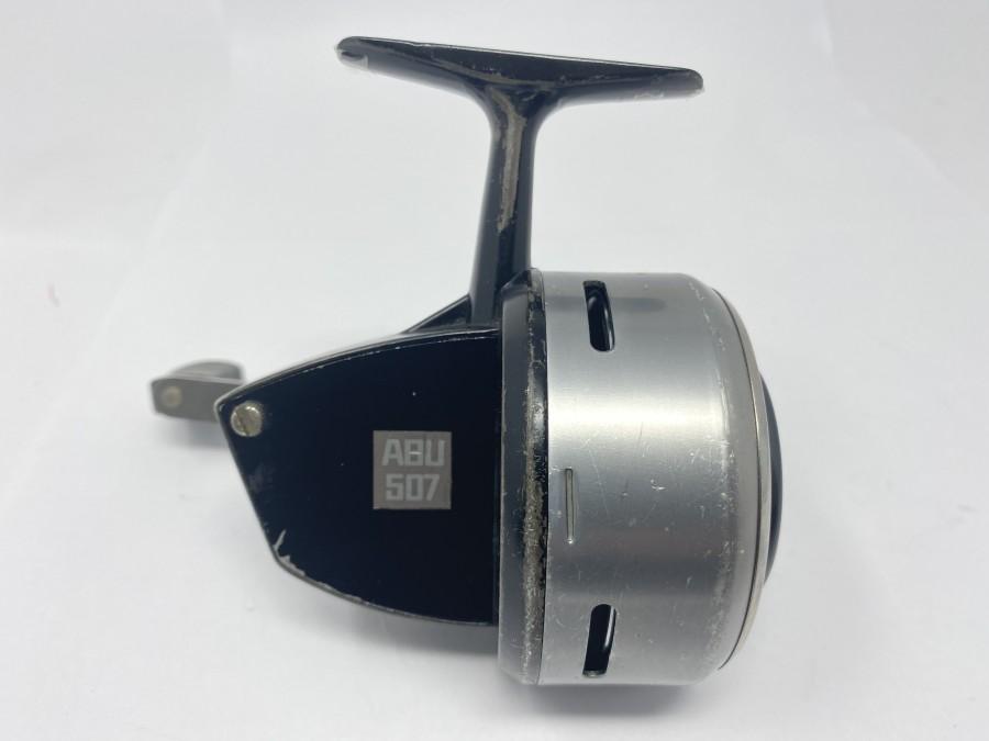Kapselrolle, ABU 507, technisch in Ordnung, Gebrauchsspuren