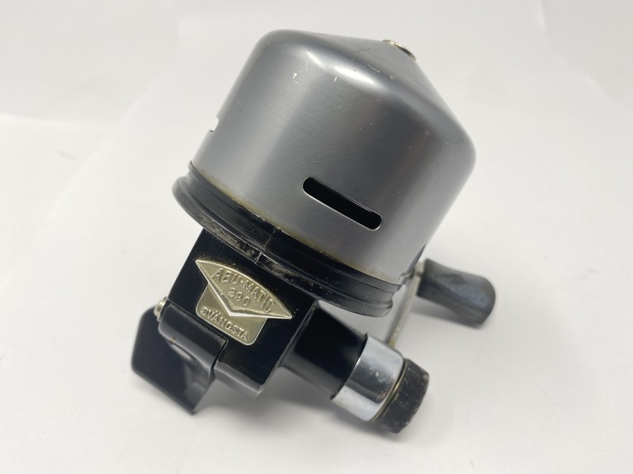 Kapselrolle, ABU - Matic 290, technisch in Ordnung, Gebrauchsspuren