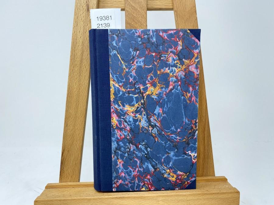 Salmonia oder 9 Angeltage, Sir Humphry Davy, Deutsch bearbeitet D. Carl Neubert, 1994 nachgedruckt und verlegt von J. Schück