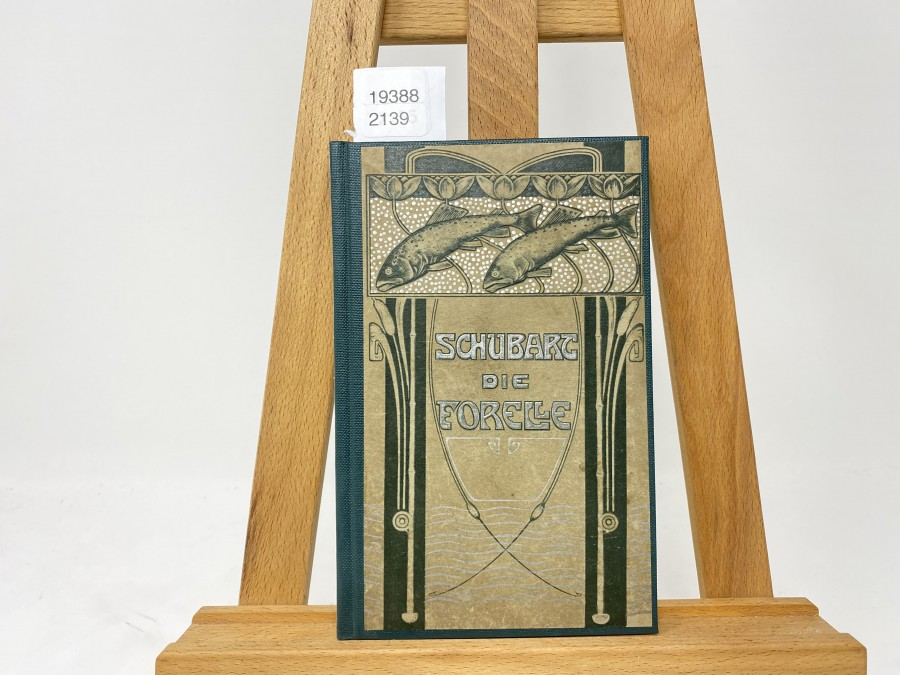 Die Forelle und ihr Fang, Arthur Schubart, 1908