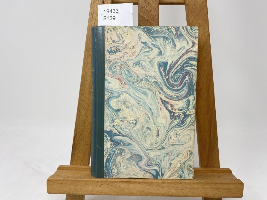 Der Räuber Hucho Der Lebensraum eines Raubfisches, H.v.d. Achen, 1935