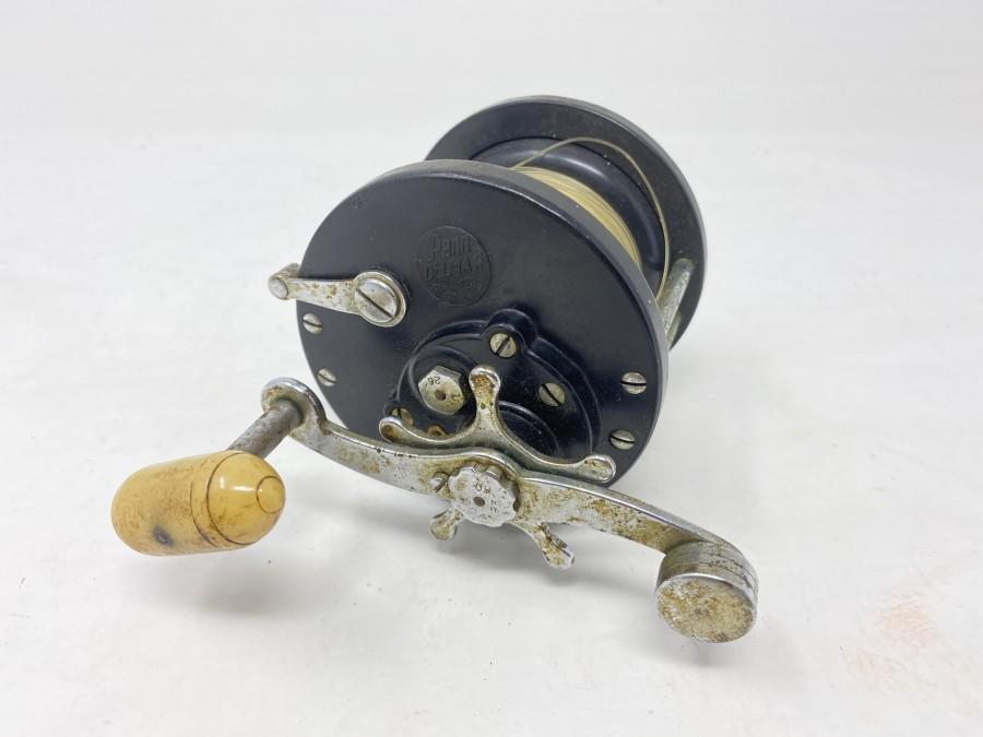 Multirolle Penn Delmar No. 285, technisch in Ordnung, Gebrauchsspuren