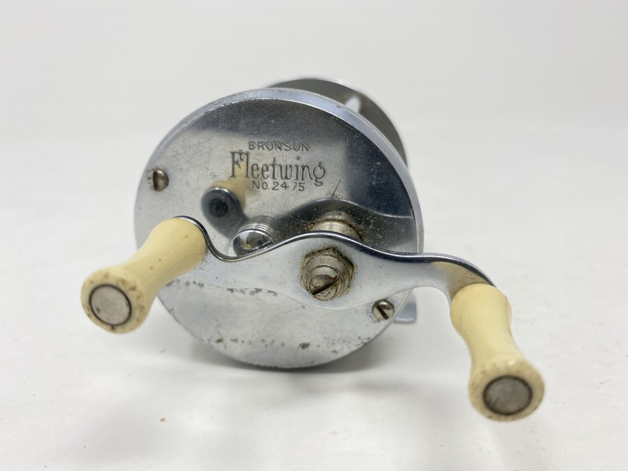 Multirolle Bronson Fleetwing No. 2475, technisch in Ordnung, Gebrauchsspuren