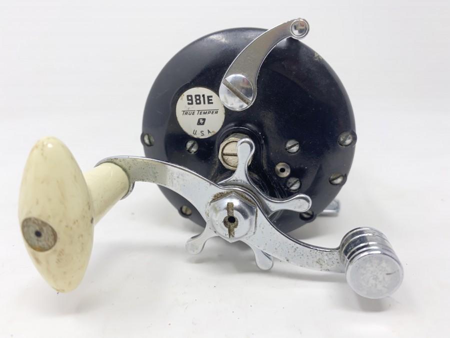Multirolle Tru Temper 981 E, technisch in Ordnung, Gebrauchsspuren