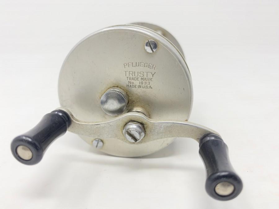Multirolle Pflüger Trusty No. 1933, neu, sehr guter Zustand