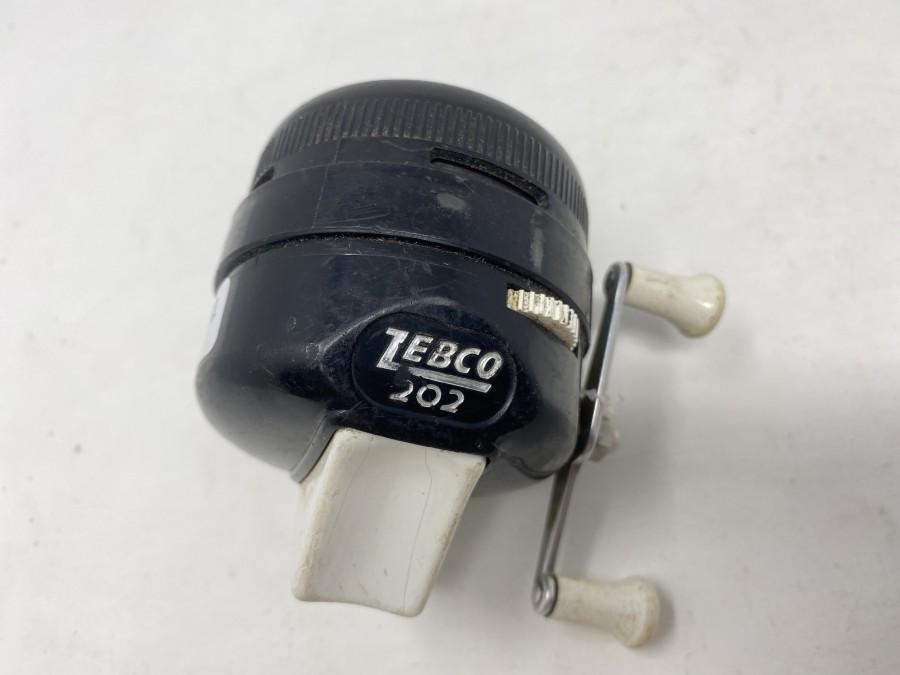 Kapselrolle Zebco 202, technisch gut, Gebrauchsspuren