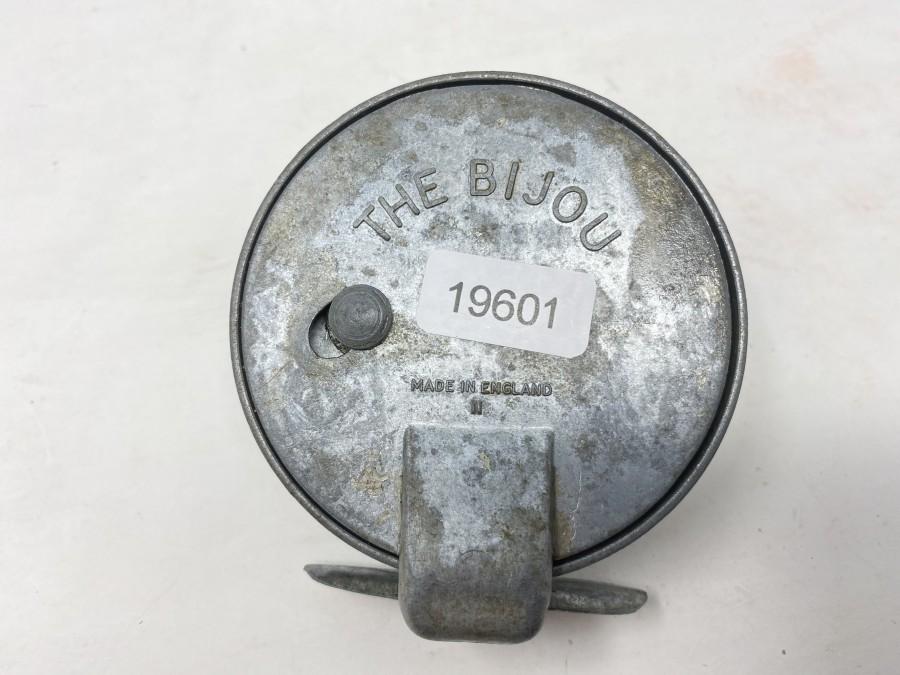 """Centrepin Rolle, The Bijou, Made in England, 3"""", technisch gut, Gebrauchsspuren"""