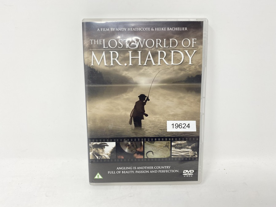 DVD: The Lost World of Mr. Hardy