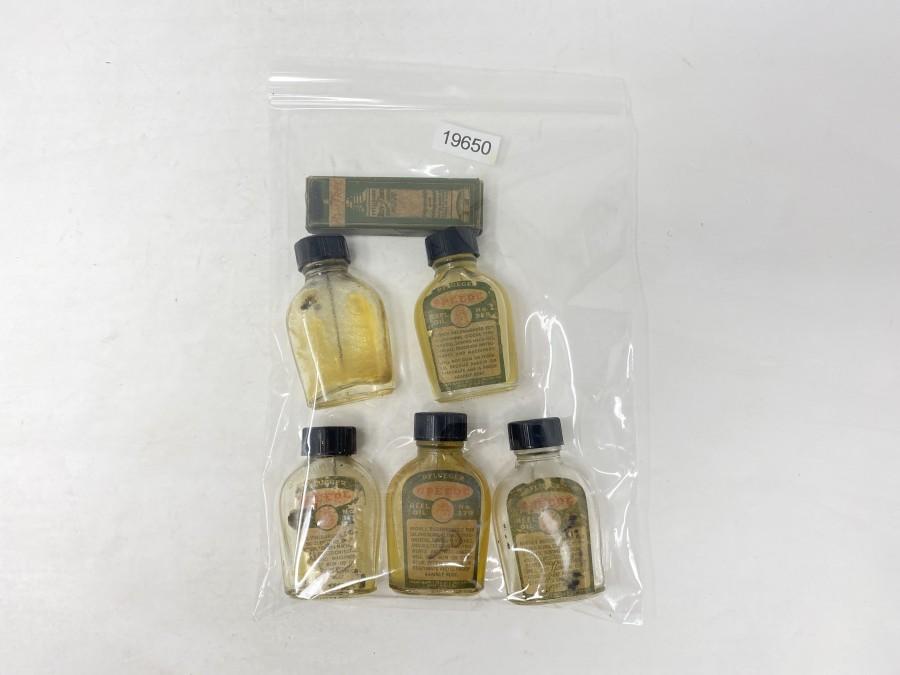 6 Pflueger Reel Oil's