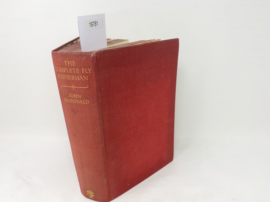 The Complete Fly Fisherman The Notes and Letters of Theodore Gordan, 1949