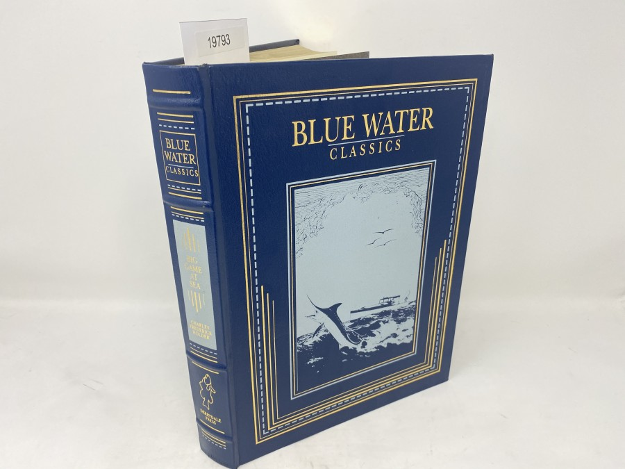 Blue Water Classics, Big Game at Sea, Charles Frederick Holder, 1. Auflage, 2000