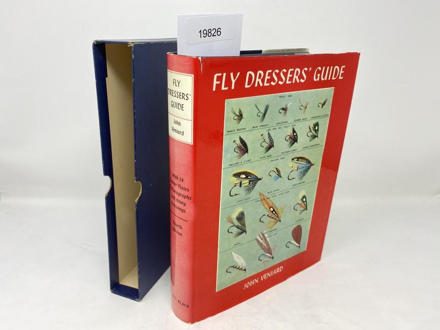 Fly Dressers' Guide, John Veniard, 1970, im Schuber