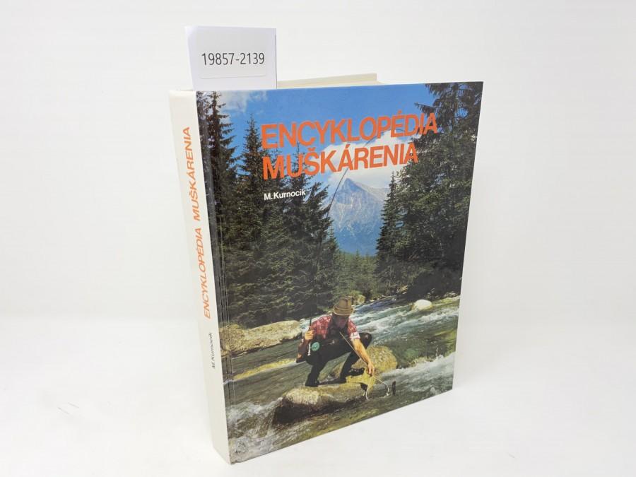 Encyklopedia Muskarenia, M. Kurnocik, 1989