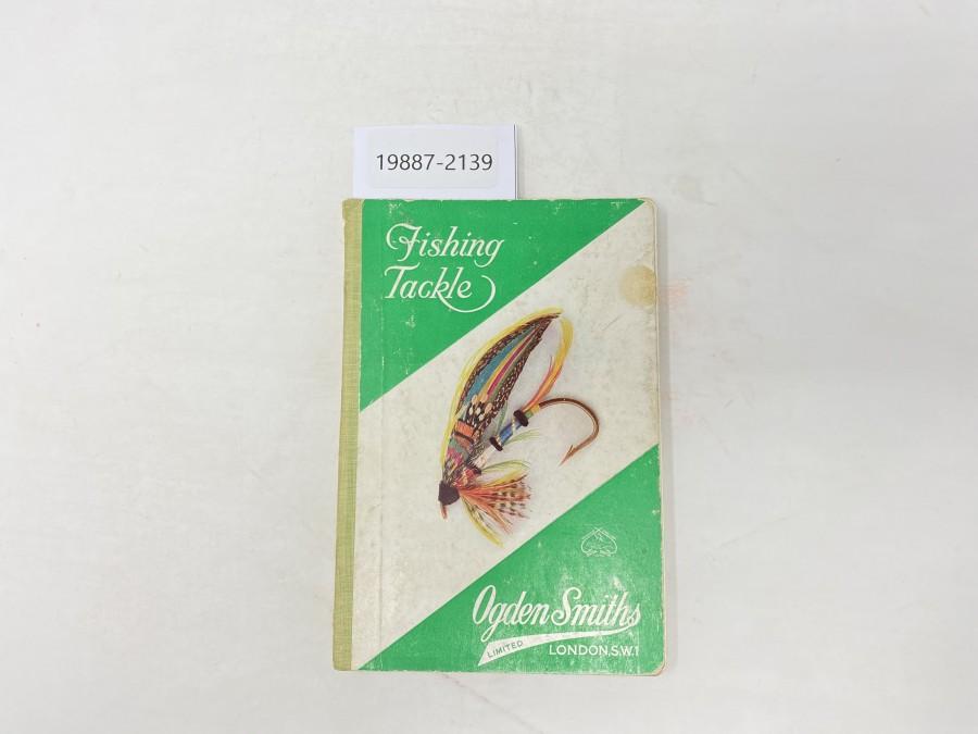 Katalog: Fishing Tackle Ogden Smiths, London, 1931