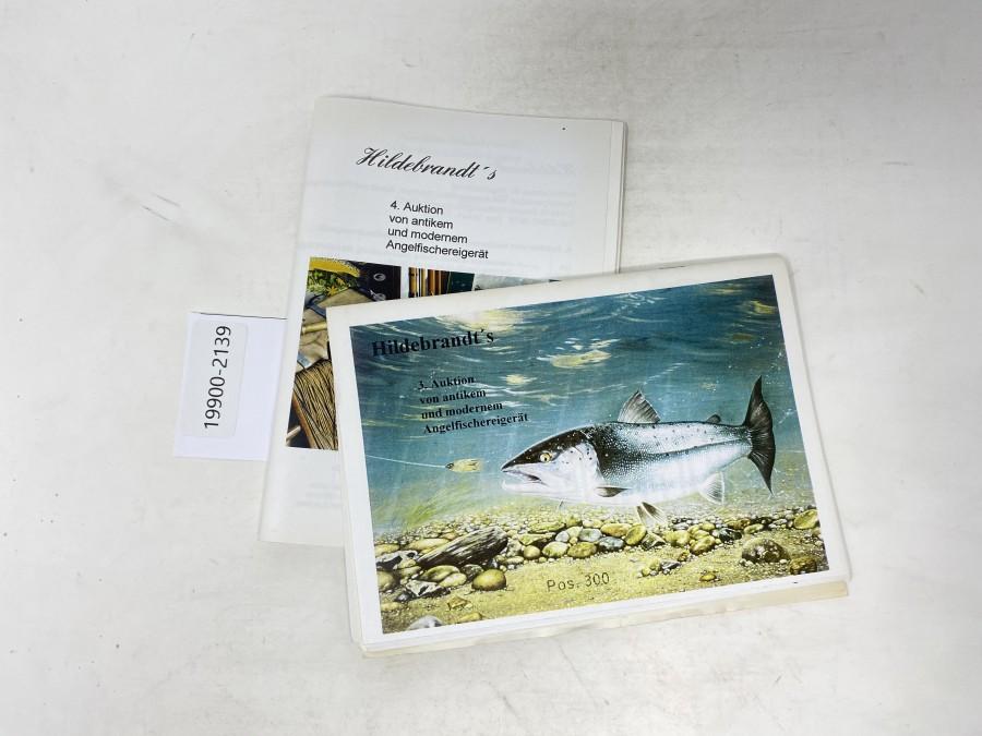 Auktionskatalog: Hildebrandt's 3. Auktion, 1999  und 4. Auktion, 1999