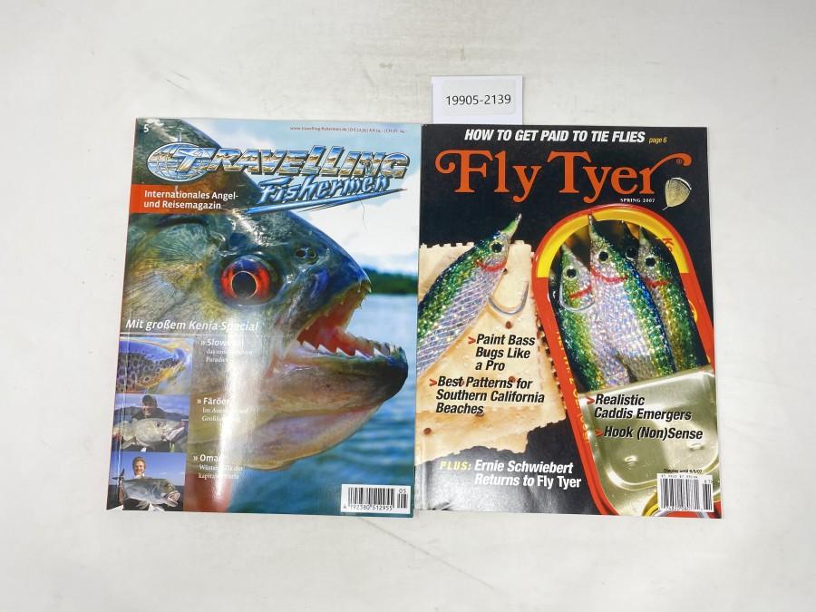 Zeitschriften: Fly Tyer, 2007, Travelling Fishermen, Ausgabe 5