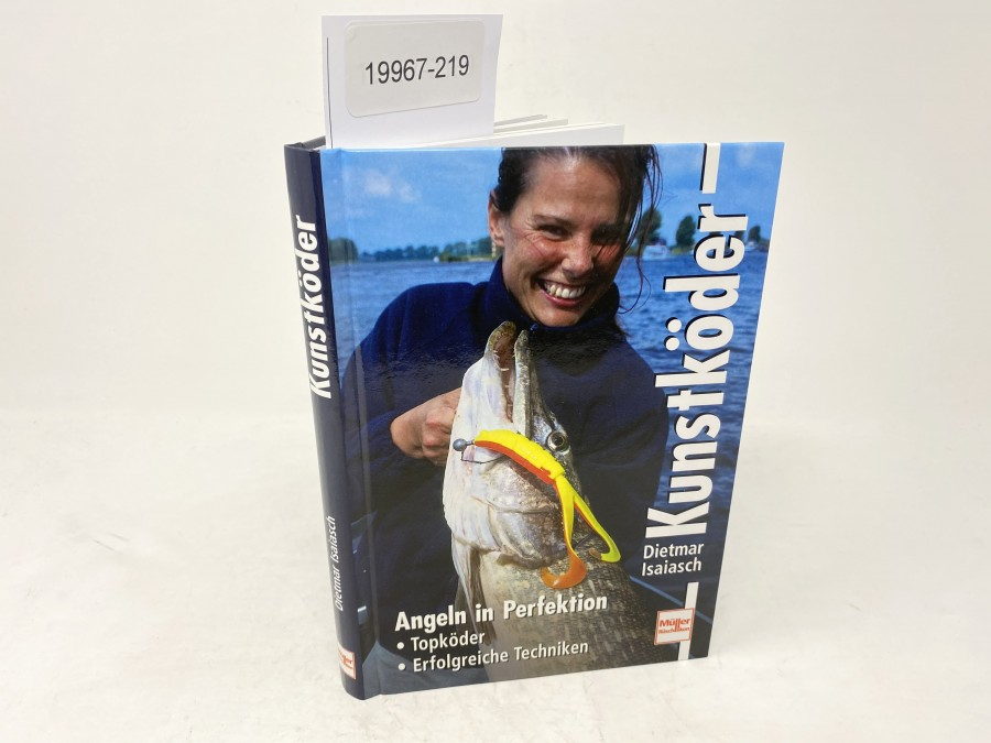 Kunstköder, Angeln in Perfektion, Dietmar Isaiasch, 2004
