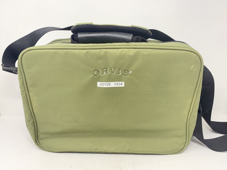 Fliegenrollentasche, Orvis, sehr guter Zustand