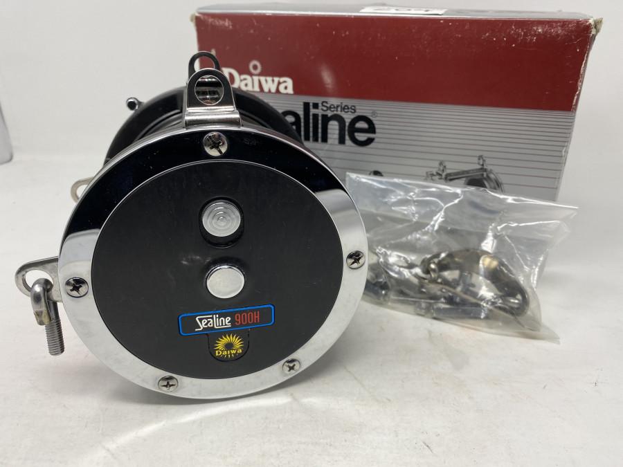 Multirolle, Daiwa Sealine 900H, neu und ungefischt, im Karton