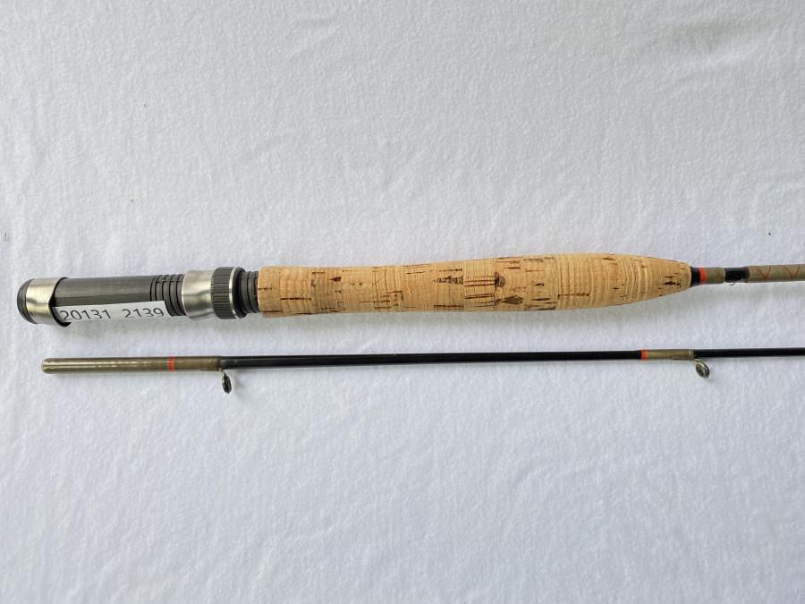 """Fliegenrute, Sammer - Yellowstone, 2tlg., 7"""", #4-5, Gebrauchsspuren"""