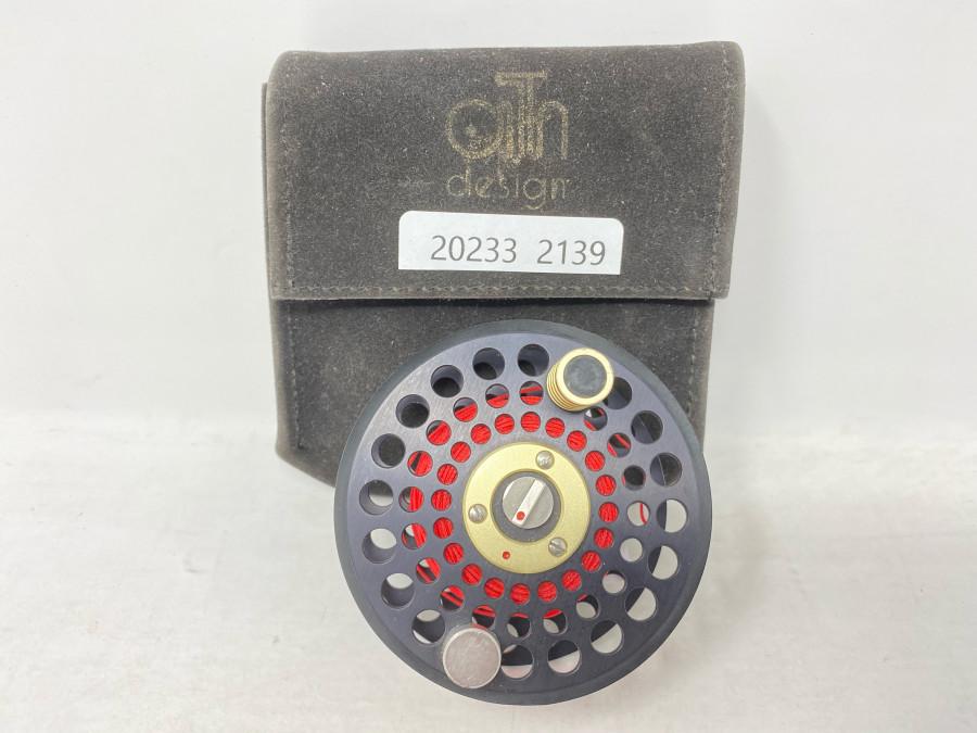 Reservespule für ATH Rolle, 78mm Spulenaussendurchmesser x 25mm Spulenbreite, Gummidichtlippe, mit Backing, Rollentasche