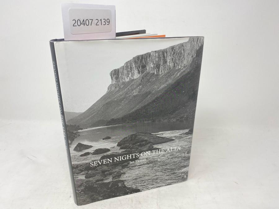Seven  Nights on the Alta, Jan Ekman