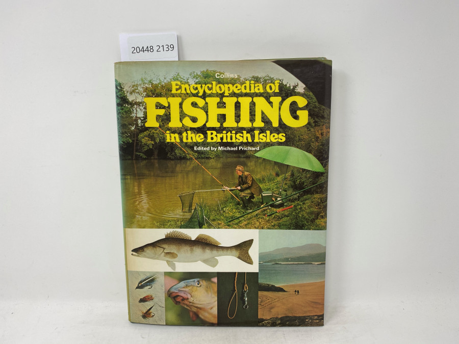 Encyclopedia of Fishing in the British Isles, Edited by Michael Prichard, 1977