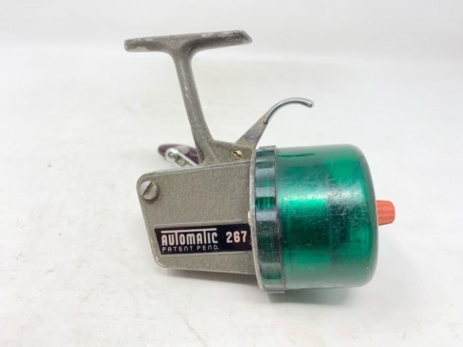 Kapselrolle, DAM, Automatic 267, Gebrauchsspuren