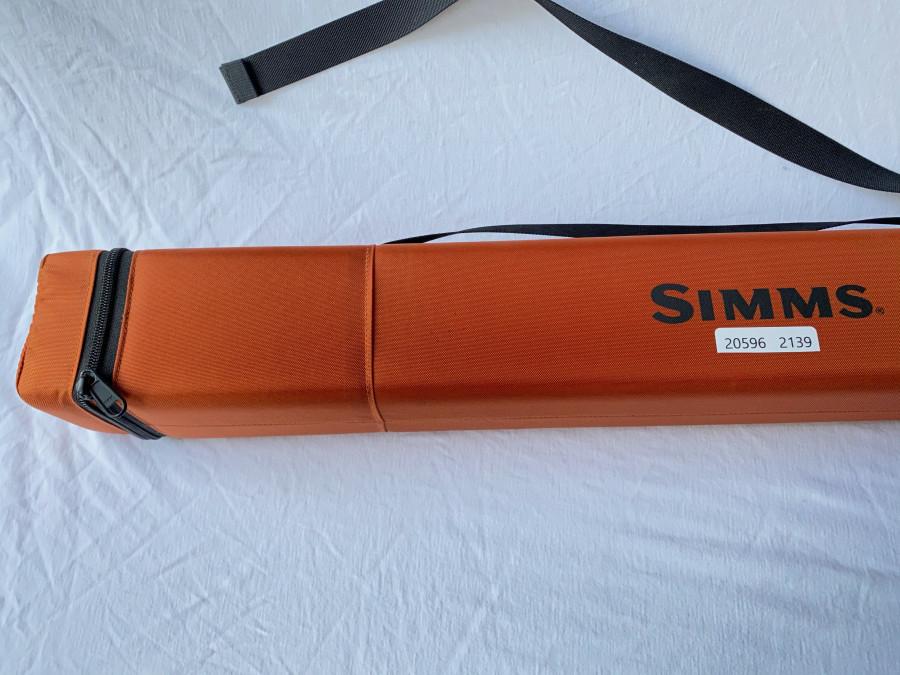 Rutentransportrohr, Simms, 85x85mm, 800mm lang, sehr guter Zustand
