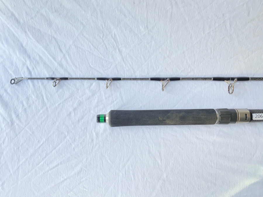 Spinnrute, Speed Master, Vertical Jigging AX, SMAXJBT 183HS, 2tlg., 1,83m Jiggewicht 160 - 420 Gramm, Gebrauchsspuren