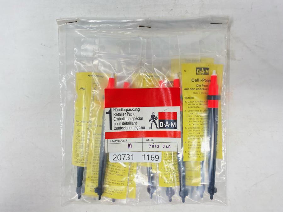 DAM Händlerpackung mit 10 Celli Posen, 4 Gramm, Art. Nr. 7012 040, Original verpackt