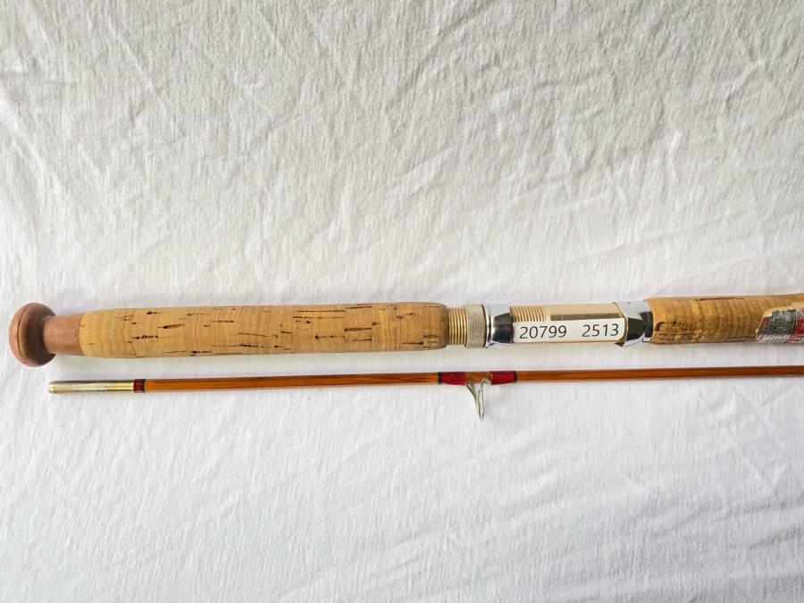 Gespliesste Spinnrute Forell, Arion Malung Sweden, 2tlg., 2,10m, guter Zustand