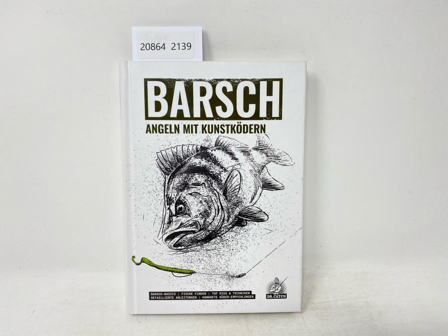 Barsch Angeln mit Kunstködern, Dr. Catch, 2020