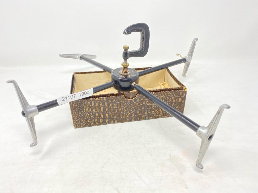 Schnurtrockner für Seidenschnüre, Helical Line Dryer, ca. 1930