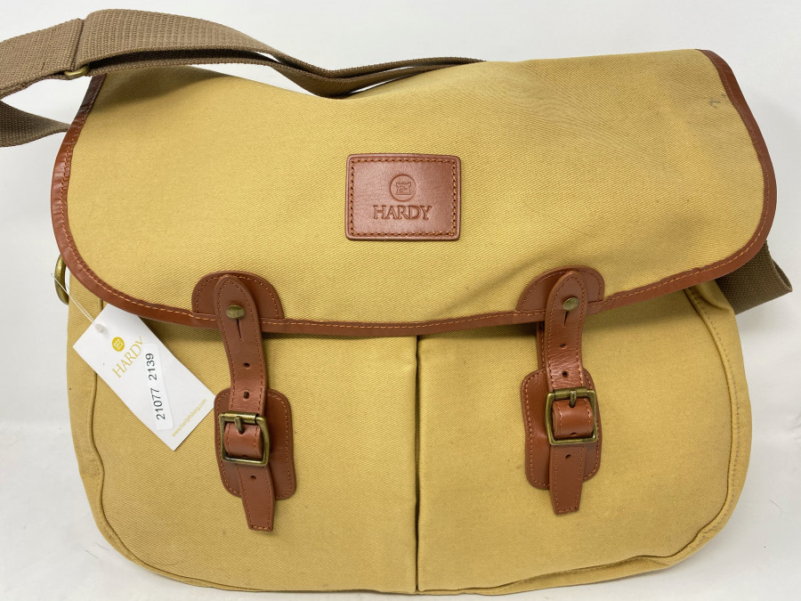 Grosse Anglertasche, Hardy, Bag carryall HAF 385, neu
