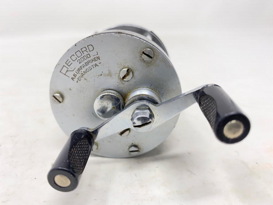 Multirolle, AB Urfarbiken, Svängsta, Record 2000, Made in Sweden, Gebrauchsspuren