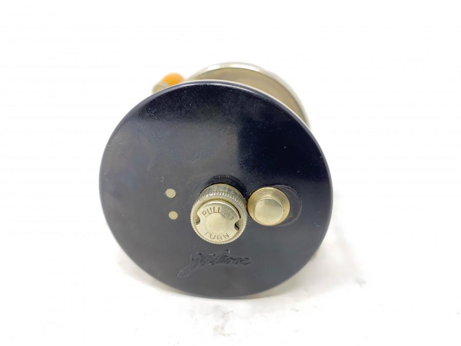 Kleine Multirolle,  Galoxie, Modell No 252, Made in USA, Gebrauchsspuren