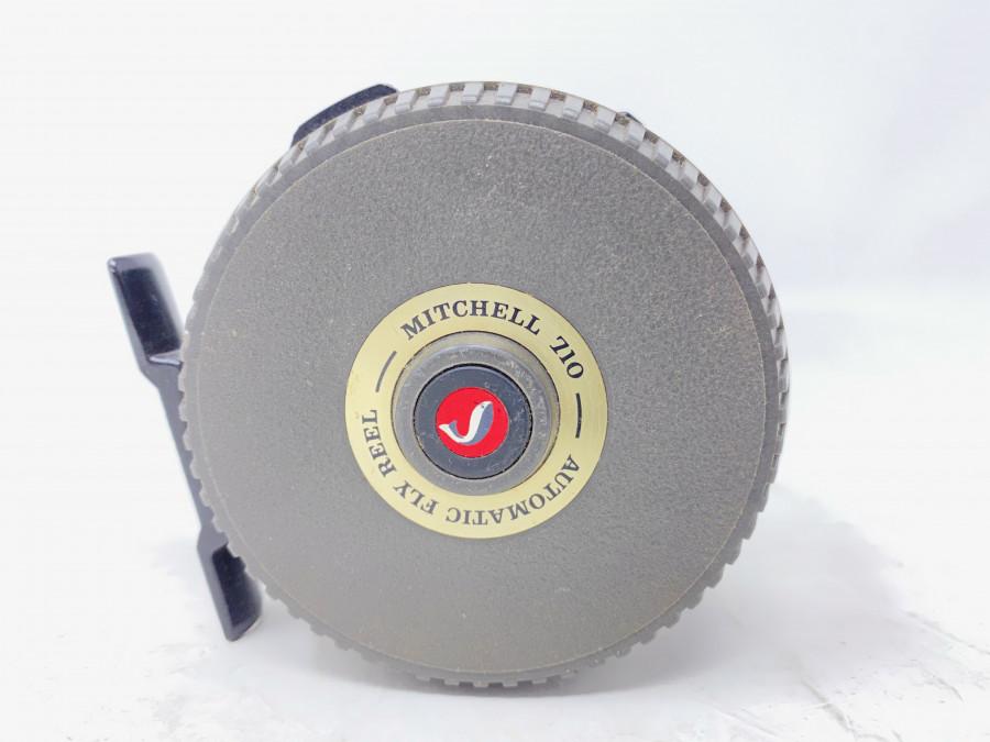 Automatic Fly Reel, Mitchell 710, Gebrauchsspuren