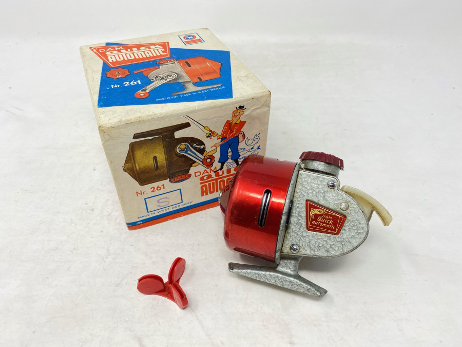 Kapselrolle, DAM Quick Automatic Nr. 261, Made in West Germany, neu im Originalkarton