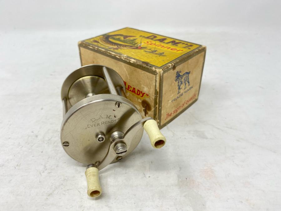 Multirolle, DAM EverReady, Kat.No. 4049, 60mm Rollendurchmesser, 60mm Rollenbreite, sehr guter Zustand, im alten Karton