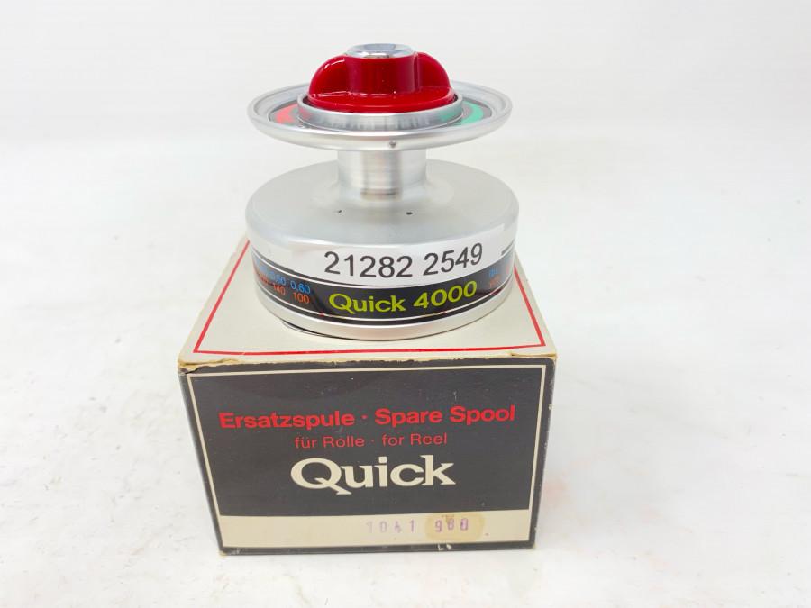 Ersatzspule Für Stationärrolle DAM Quick 4000, 1041 980