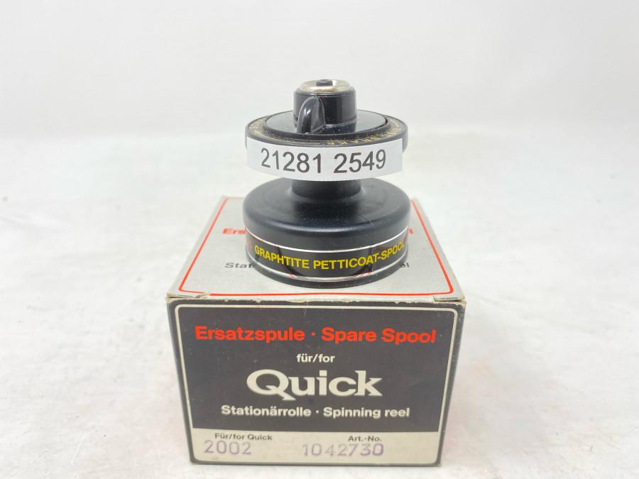 Ersatzspule für Stationärrolle DAM Quick 2002, Art.-No. 1042730