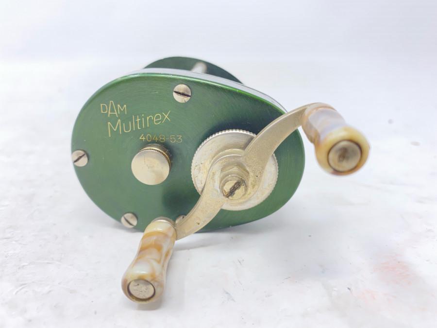Multirolle, DAM Multirex 4848 - 53, Rechtshand, technisch gut, Gebrauchsspuren
