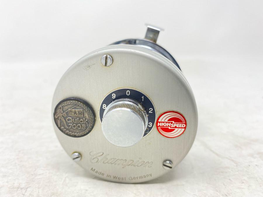 Multirolle, DAM Quick 700 B, Champion, Made in Germany, technisch in Ordnung, Gebrauchsspuren
