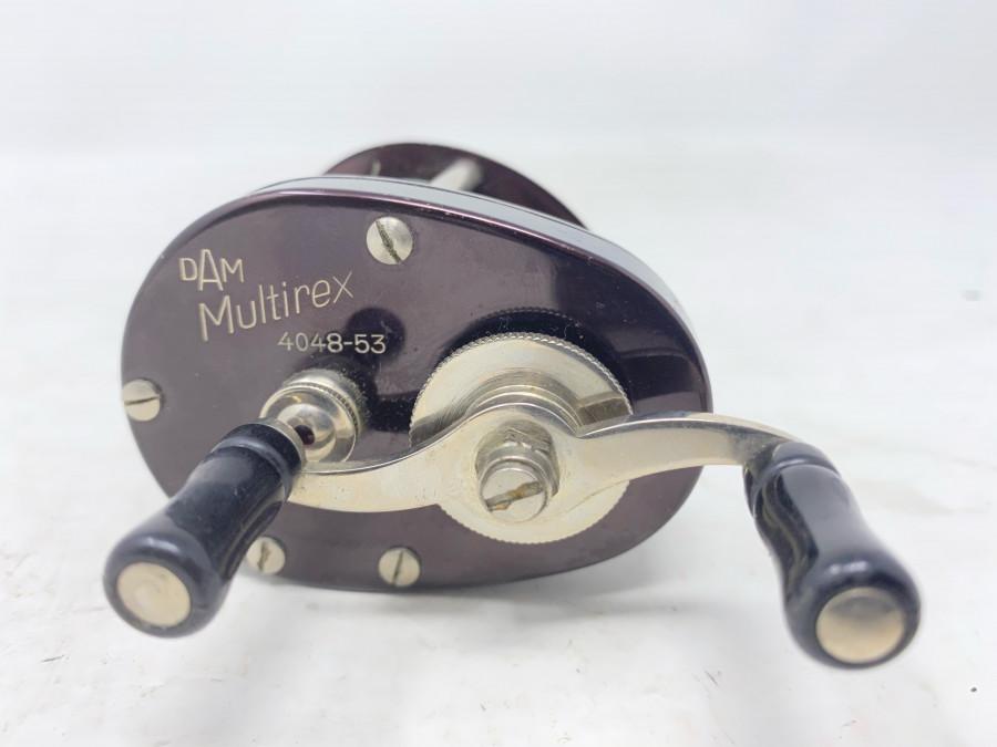 Multirolle, DAM Multirex 4048 - 53, Rechtshand, technisch gut, Gebrauchsspuren