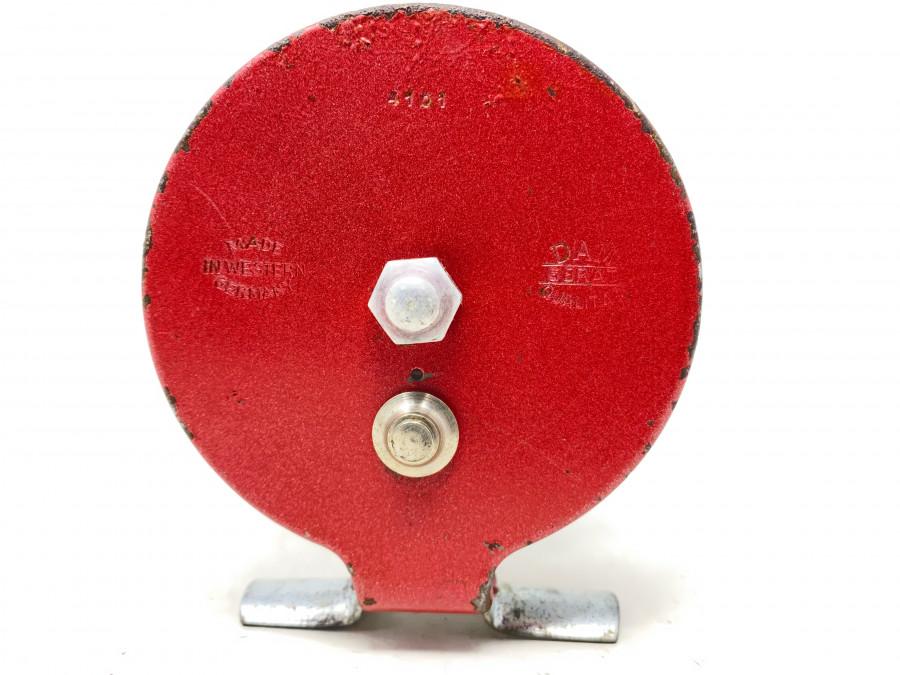Grundrolle, DAM Gerät Qualität, 4101, Made in Western Germany, starke Gebrauchsspuren