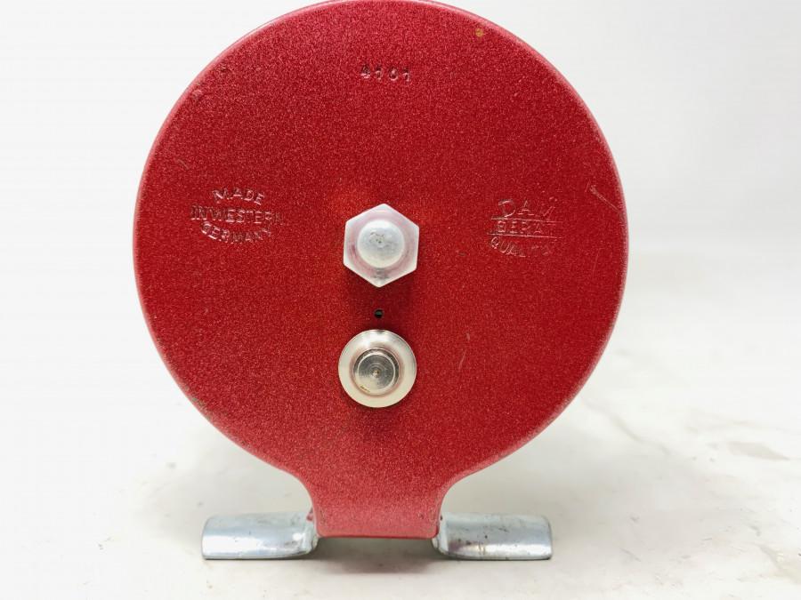 Grundrolle, DAM Gerät Qualität, 4101, Made in Western Germany, Rollendurchmesser 93mm, Rollenbreite 34mm, Gebrauchsspuren